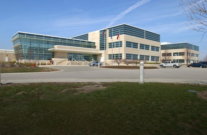 GE Healthcare is seeking a buyer for its Waukesha campus.
