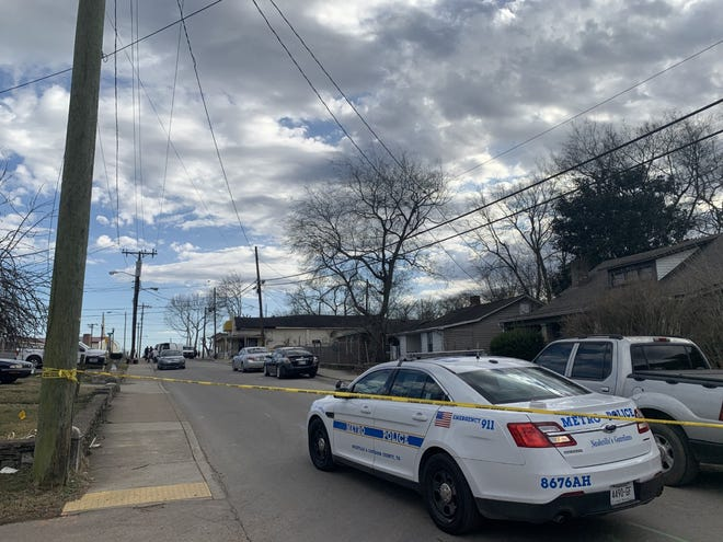 Metro Nashville homicide detectives are investigating a shooting that occurred in North Nashville Wednesday, Feb. 24, 2021.