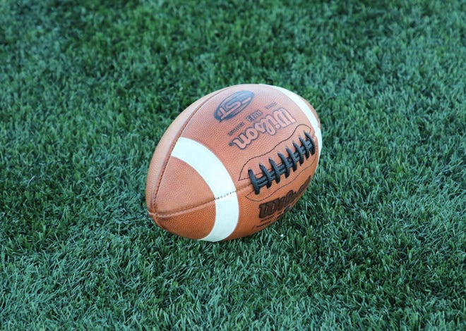 High school football promo pic.