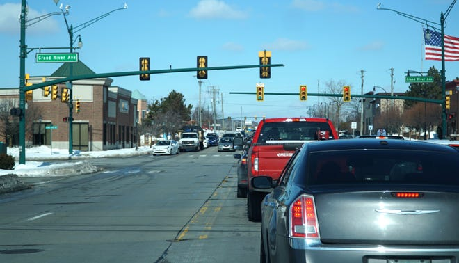 The intersection of Novi and Grand River is almost always very busy and will see some road work in 2021 making it a bit better for commuters.