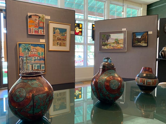 The Desert Art Center, located at 550 N. Palm Canyon Drive in Palm Springs, will reopen Friday, March 5, 2021.