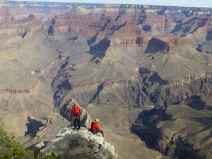 The body of Lillian Meyn, of Woodside, California, was found and recovered from an area below the rim of the Grand Canyon on Tuesday, Feb. 23, 2021, according to a National Park Service news release.