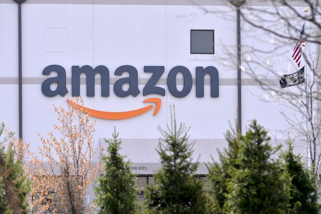 In 2014, Amazon tried to develop a recruiting algorithm to rate the resumes of job candidates and predict who would do well. But, even though gender was not intended as a factor in the algorithm, it still favored men and penalized resumes that included the names of all-women's colleges. (Anthony Behar/Sipa USA/TNS)