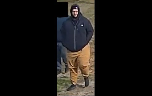 Northern York County Regional Police Department is trying to identify this man, who they say sold a trailer stolen from a Conewago Township business to an unsuspecting man in New Jersey.