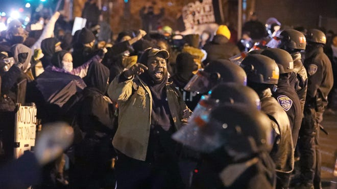 Protests in Rochester;  Black community reacts to Daniel Prude's decision