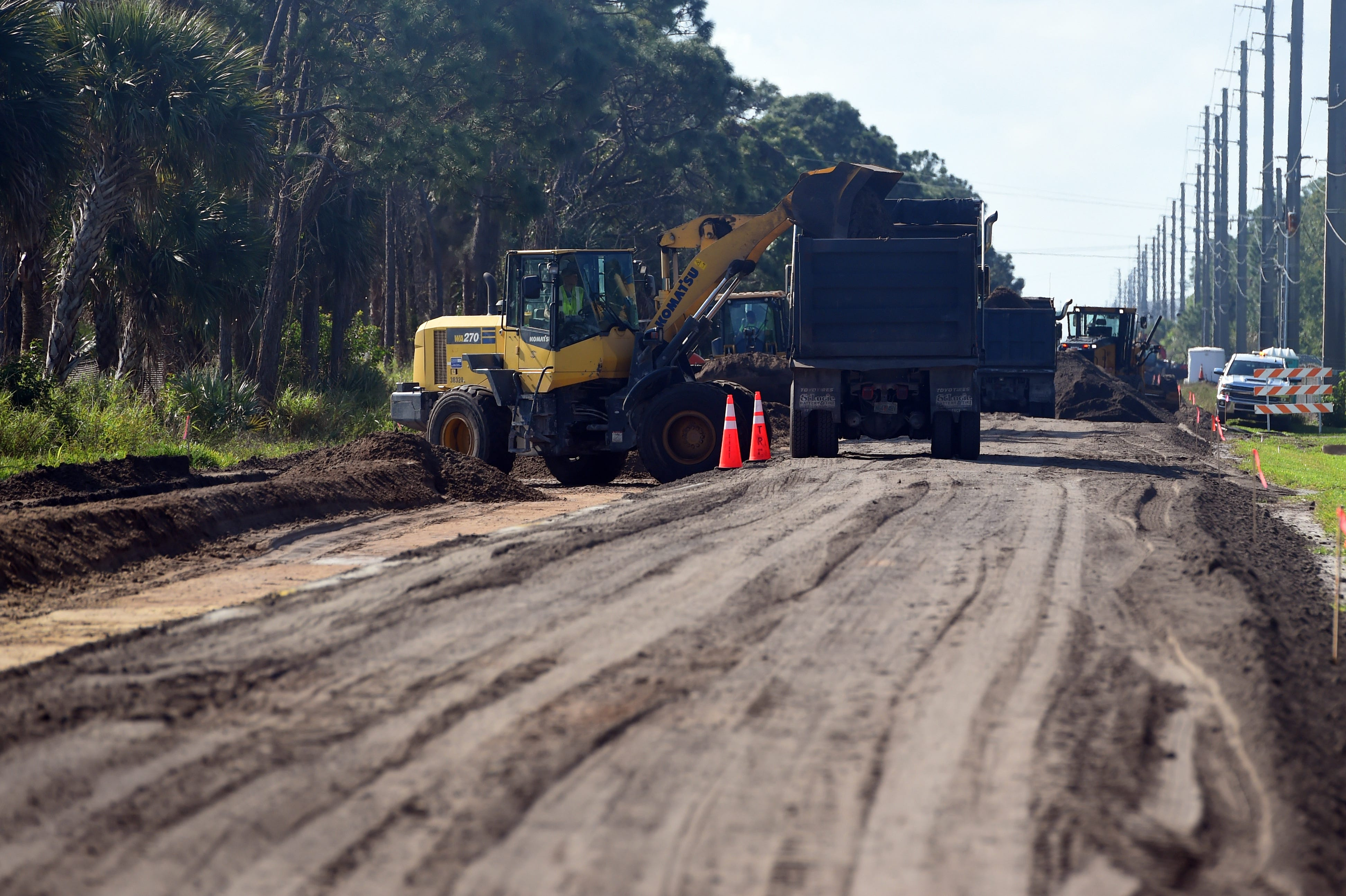 tcpalm.com - Colleen Wixon, Treasure Coast - Tired of 58th Avenue detours? Indian River County says construction is almost done