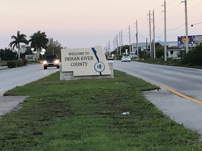 New welcome signs have been placed at the Indian River County boundaries.