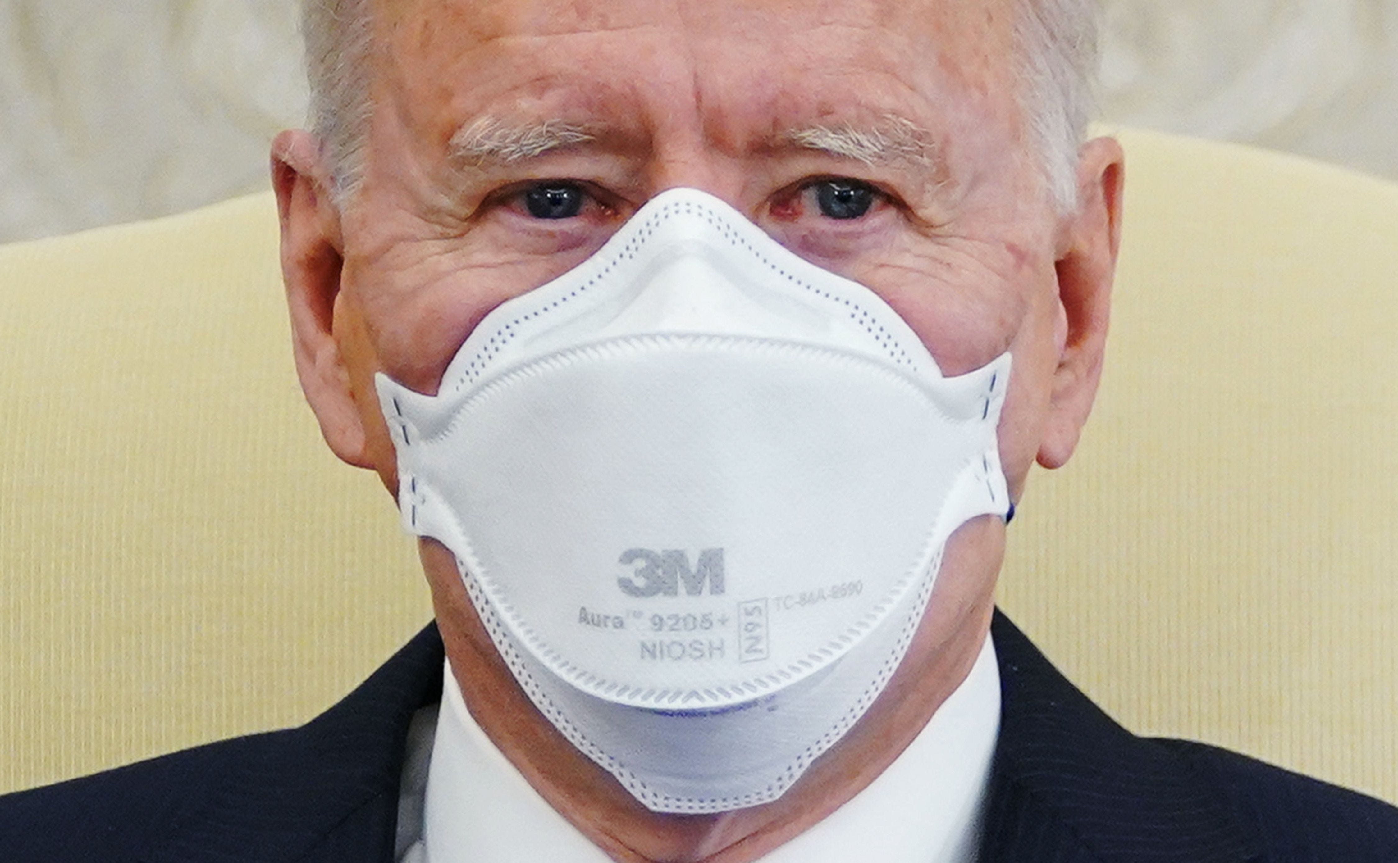 Biden administration to deliver more than 25 million masks to health centers, food pantries