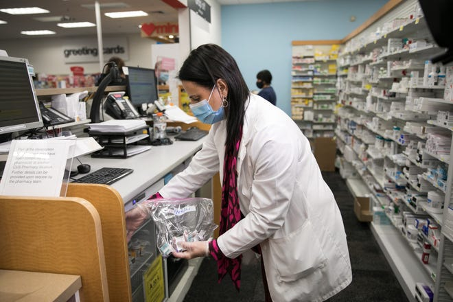 CVS is offering the COVID-19 vaccine in many states.