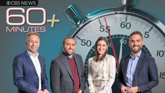The new '60 Minutes+' will stream exclusively on Paramount+.