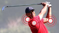Tiger Woods injury history