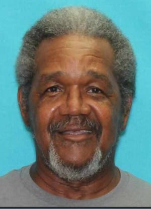 Authorities are looking for a man who was reported missing Thursday morning.