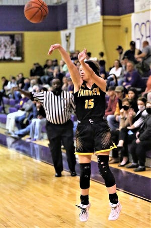 Lady Panthers coasted to an 84-34 victory over the No. 18 Pitkin Lady Tigers in the second round of the Class B playoffs on Tuesday.