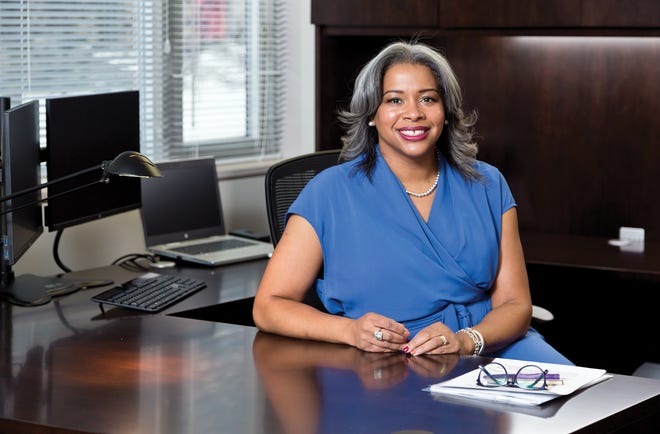Erika Clark Jones, CEO of Alcohol Drug and Mental Health Board of Franklin County