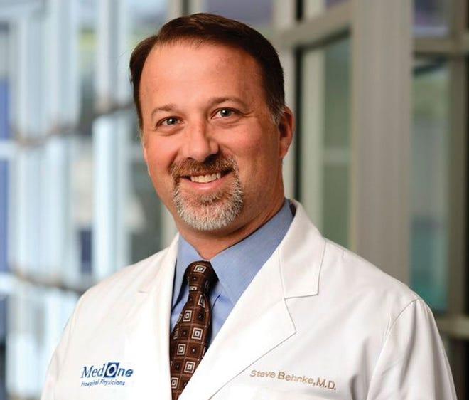 MedOne's Dr. Stephen Behnke
