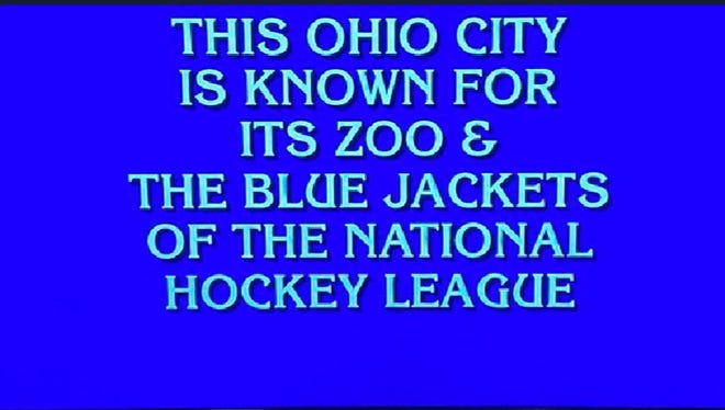"""The clue from a """"Jeopardy!"""" episode that aired Feb. 24."""