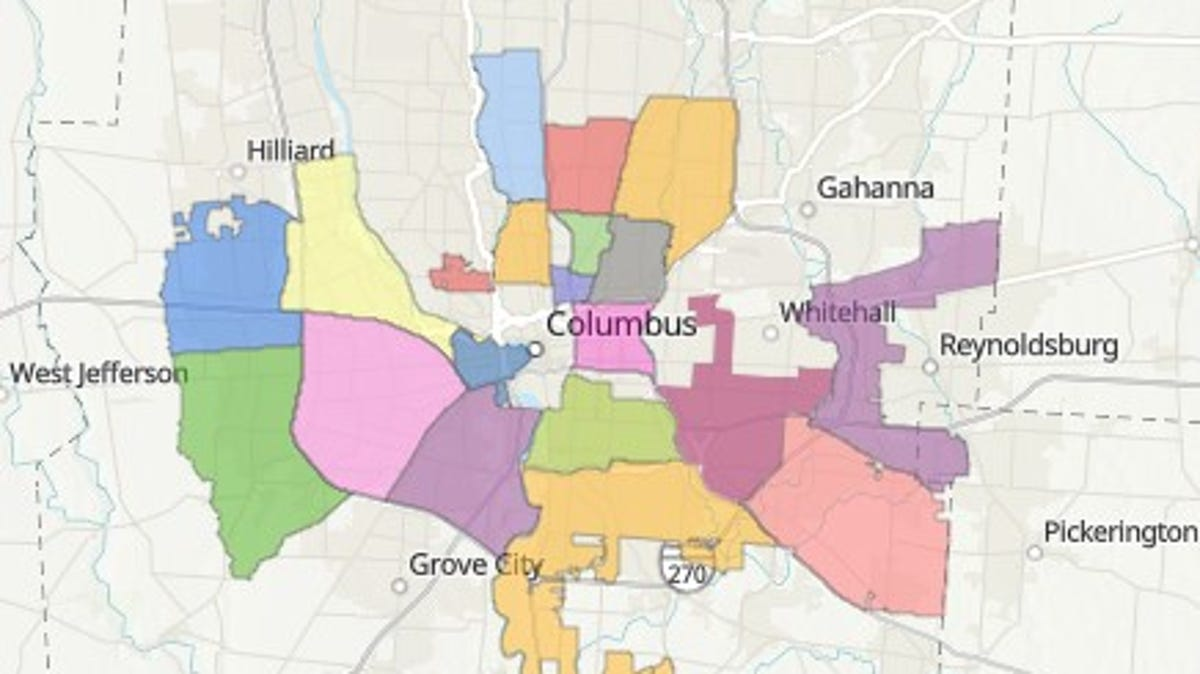 Columbus creates website for city's 21 area commissions