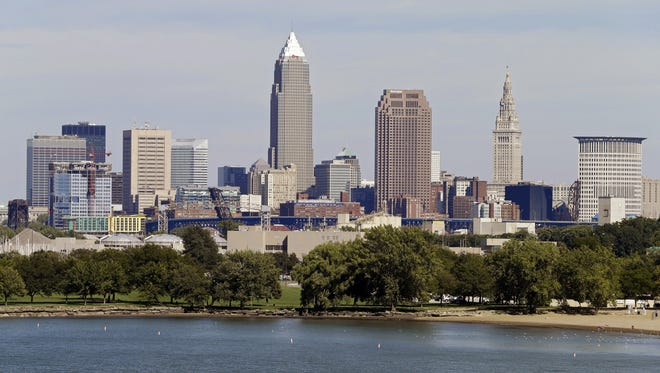 Home prices in Cleveland rose 14.2% from the end of 2019 to the end of 2020, the eighth-highest rate in the nation and well above gains in pricey metro areas such as San Francisco and New York.