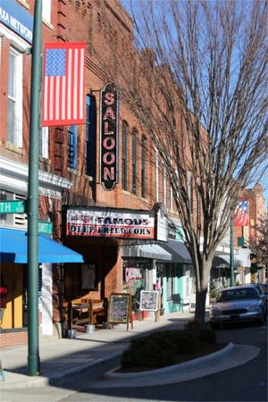 Businesses in downtown Asheboro hope to see more growth while restrictions are down.