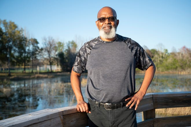 """William """"Bill"""" Alexander Shorts, Jr. grew up in Eustis, calling Carver Park his """"stomping grounds."""" He spent 26 years in the service and traveled around the world for training missions."""
