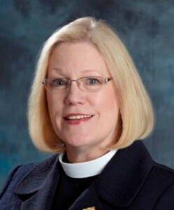 The Rev. Jo Popham