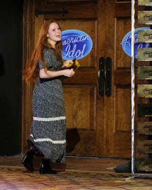 Columbia native Cassandra Coleman performs on American Idol, impressing the judges with her voice and impromptu musical talent. She is advancing to the competition in Hollywood this spring.