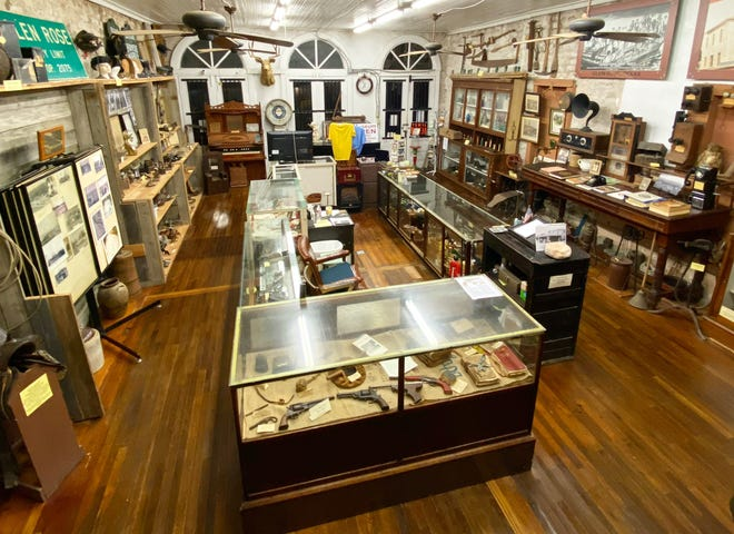 The Somervell County Museum on the historic Downtown Square is a treasure trove of artifacts and information about Glen Rose and Somervell County.