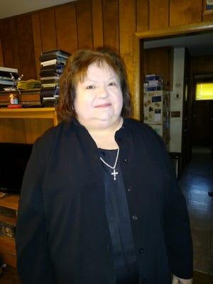 Karen Pershall Harvester