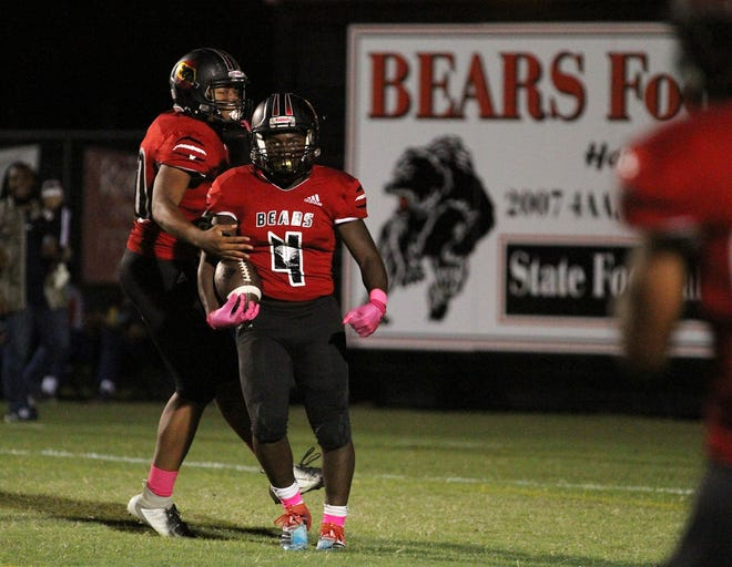 William Lovick is back for his senior season with New Bern football, and the Bears hope for another deep playoff run in 2021.