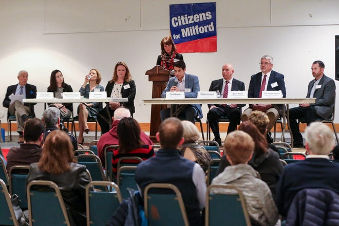 Citizens for Milford will once again hold candidate forums next month. Milford's Town Election takes place April 6.