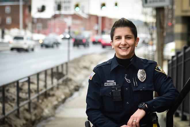 UPD officer Marissa Vomer.