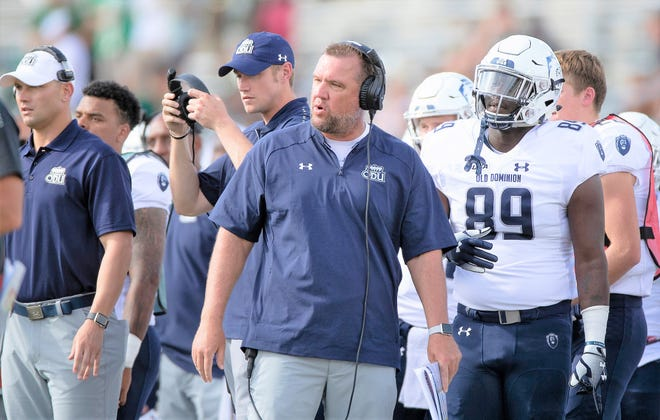 Brian Scott has been named the new co-offensive coordinator for the University of New Hampshire football team.
