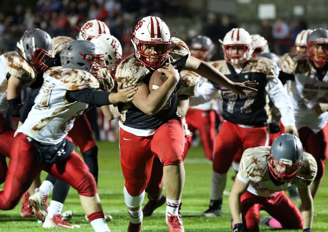 High school football missed out on Friday Night Lights last fall, but teams will get a chance to have those moments this spring after the state announced teams could play games again.