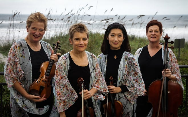 The Florida Chamber Music Project will perform Brahms at the Ponte Vedra Concert Hall on March 21.