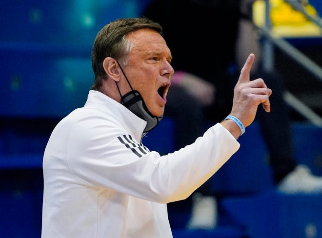 Bill Self and Kansas basketball will now close out their regular season with a 7 p.m. March 4 matchup against UTEP at Allen Fieldhouse in Lawrence, the program announced Thursday.