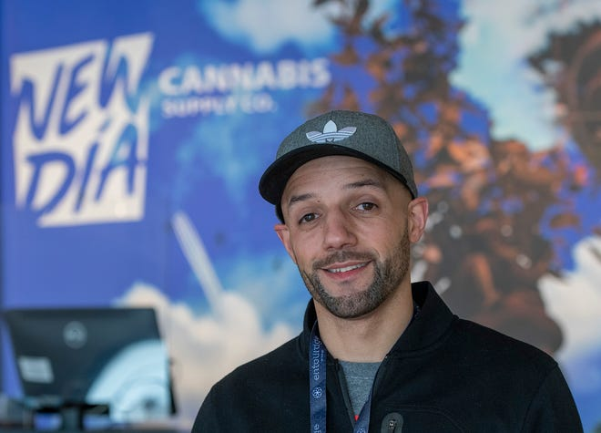 Ross Bradshaw is the owner of New Dia Cannabis Supply Company.