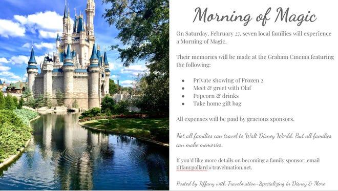 Morning of Magic flyer