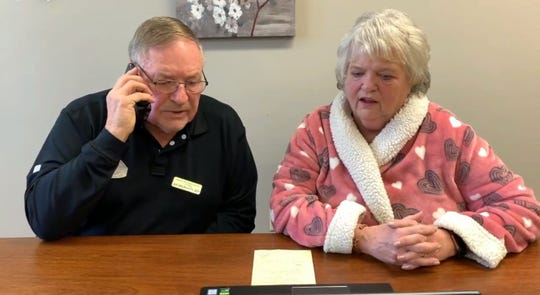 Two longtime chamber of commerce executive directors, JoeKleinknecht and Deb Pinion, provided a humorous kick-off for the2021 Crawford County Business Forecast and Economic Development Update, which was livestreamed Thursday morning.
