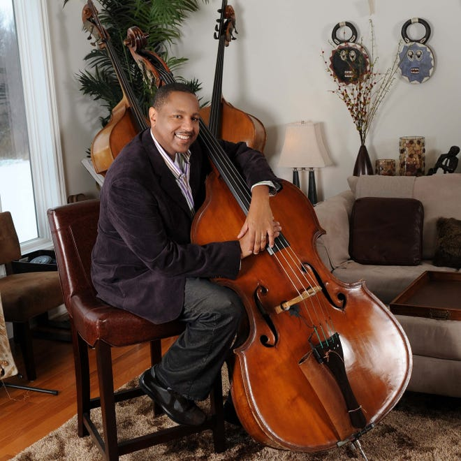 Bassist Robert Hurst and Black Current Jam are in the lineup for Saturday's event.