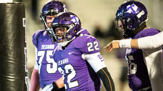 The Tarleton State Texans will host Dixie State this Saturday.