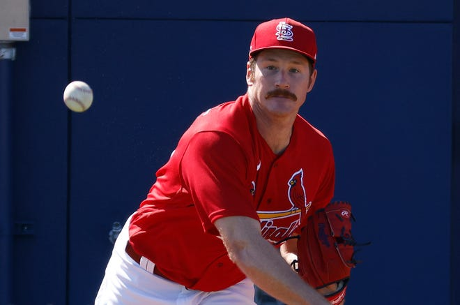 Miles Mikolas finally back with the St. Louis Cardinals after long stint on the injured list.