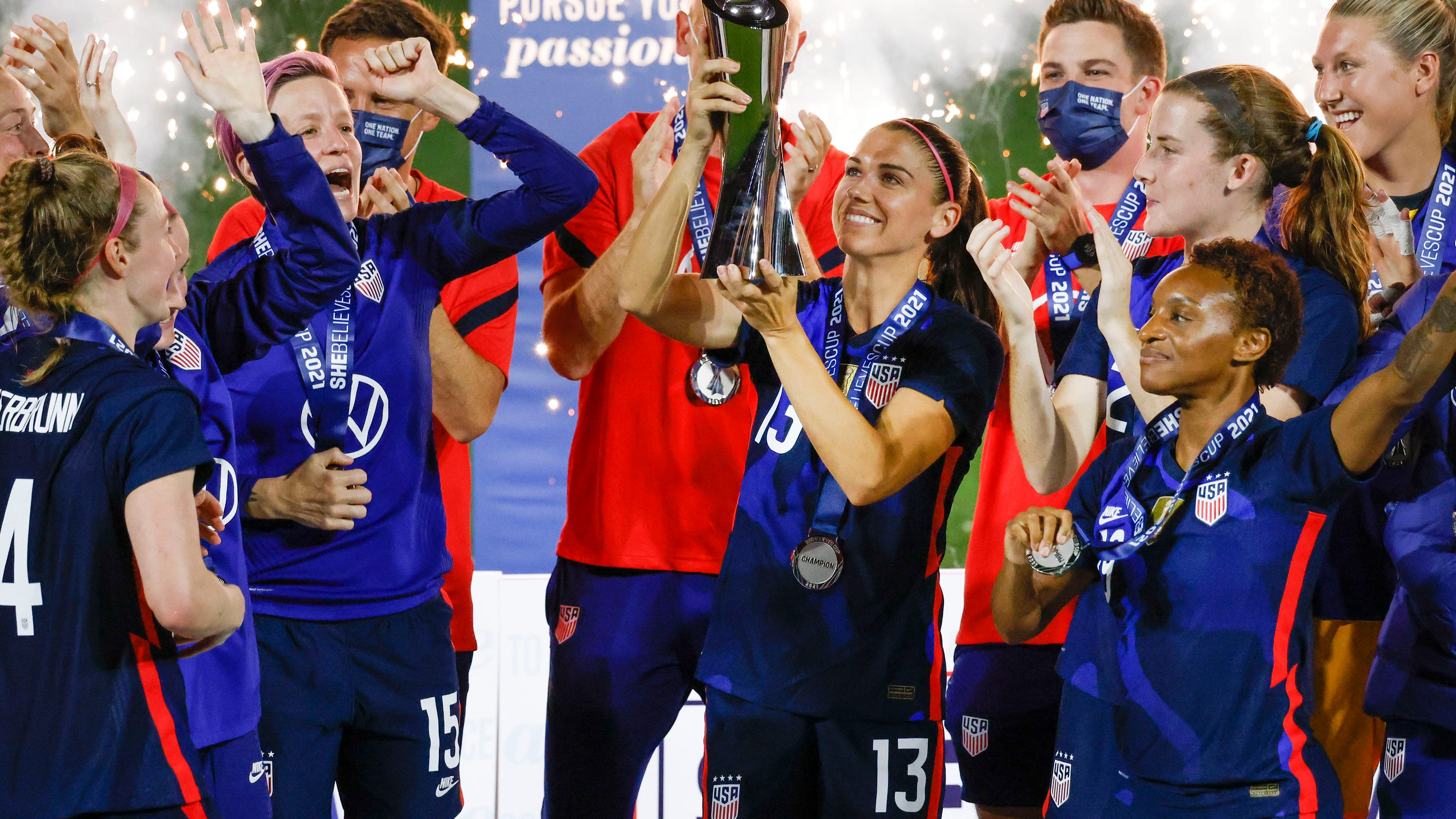 Opinion: Picking USWNT's 18-player roster for Tokyo Olympics is the ultimate brain teaser
