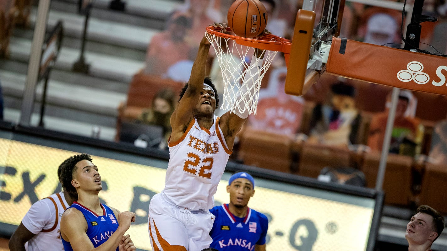 NCAA Tournament bracketology: Why the Big 12 – more than just Kansas– can win Selection Sunday