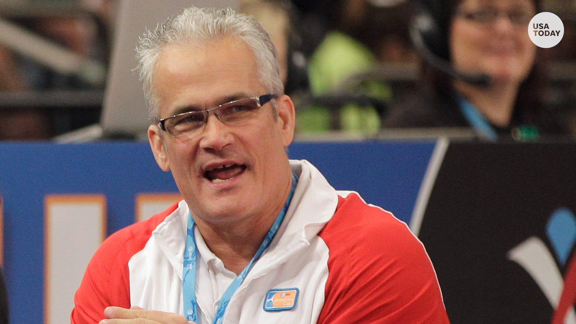Ex-Olympic gymnastics coach John Geddert kills himself after sexual assault charges