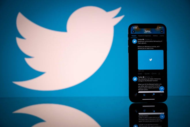 Banned from Twitter after the Capitol riots, key allies of former president Donald Trump are still spreading conspiracy theories and election lies there.