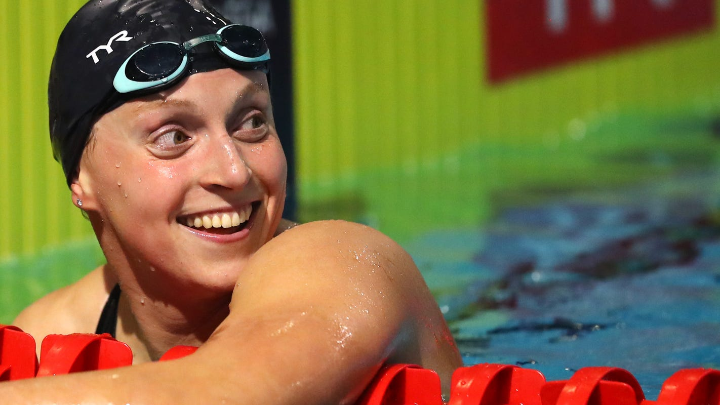 Katie Ledecky has shot at history in Tokyo in 1,500 as she reveals ambitious schedule for Olympic trials
