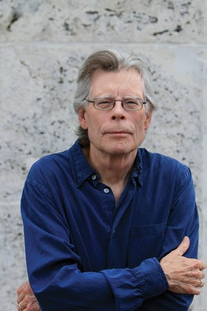 """Stephen King has two new books this year: """"Later"""" and """"Billy Summers."""""""