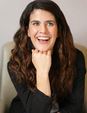 Katie Reilly in Berkeley, California, in October 2018.