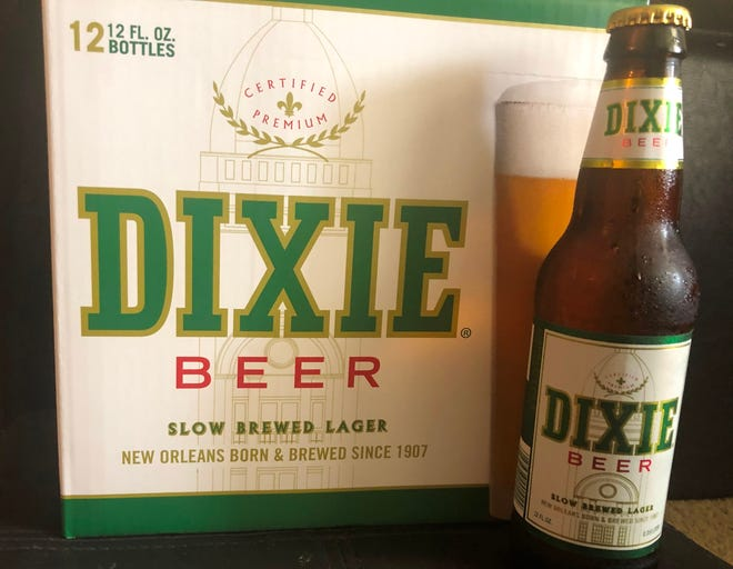 Dixie Beer will soon be no more. The brand will complete its name change to Faubourg by the end of March, the brewery said.