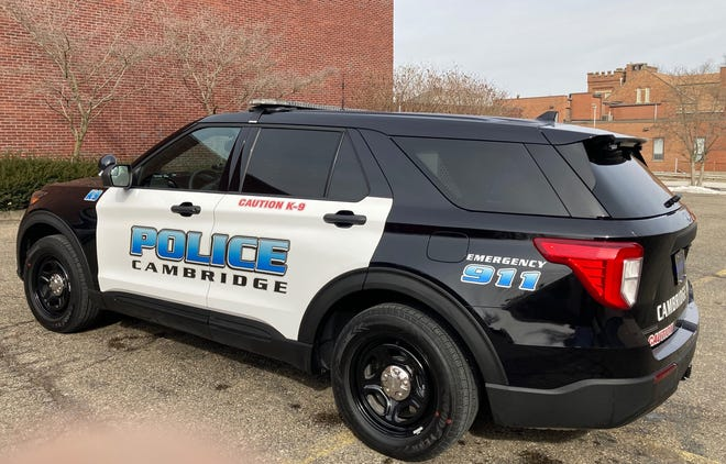 The Cambridge Police Department purchased two emergency special response vehicles for K-9 units that are also equipped with virus-fighting technology.